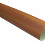 "Half-Round 4"" Gutters Available in Aluminum, Galvalume or Copper"
