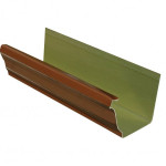 "K-Style 5"" Guttering Available in Aluminum, Galvalume or Copper"