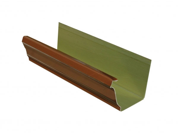Gutters Amp Downspouts Types Amp Materials Alex S Seamless