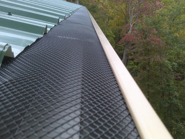 Leaf Amp Gutter Guards Styles Amp Materials Alex S